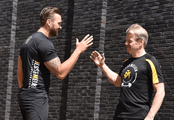Fitness coach Hofgeest Jesse Meijer